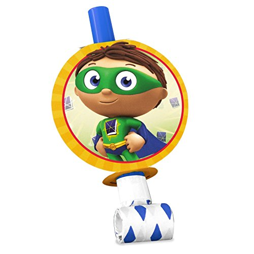 Super Why! Blowouts (8) - 1
