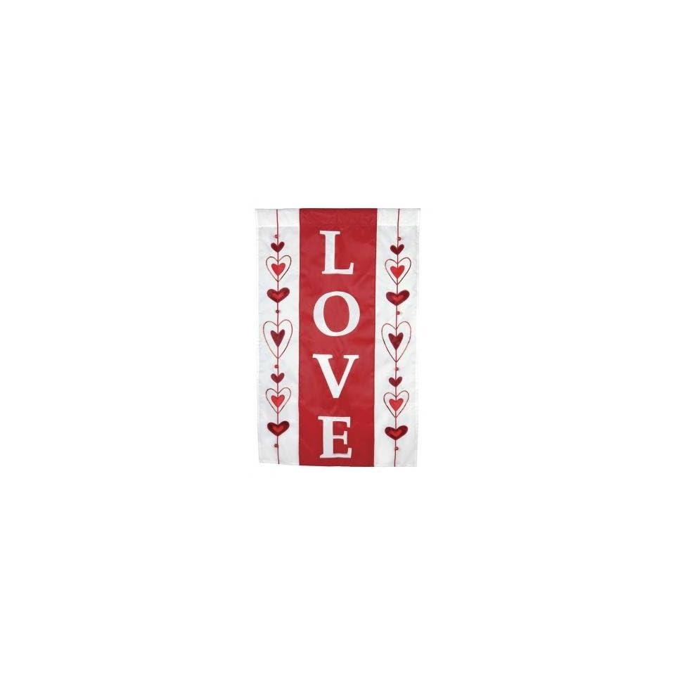 Valentines Day Heart Love Lover Garden Flag