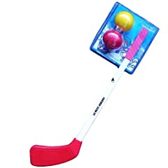 Buy Le Petit Sports - Hockey Stick for Ages 2-3 4-5 6-9 for Right & Left Handers with... by Le Petit Sports
