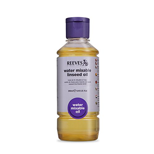 reeves-water-mixable-linseed-oil-250ml-plastic-bottle