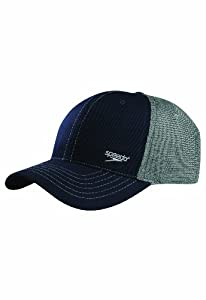 Team Speedo Men's USA Stretch Mesh Hat, S/M