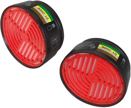 port-dune-protection-respiratoire-et-de-conditionneur-filtre-a1b1e1k1-200-p3-lot-de-4