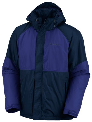 Columbia Halide Class Insulated Jacket Columbia Navy Dynasty Sz L