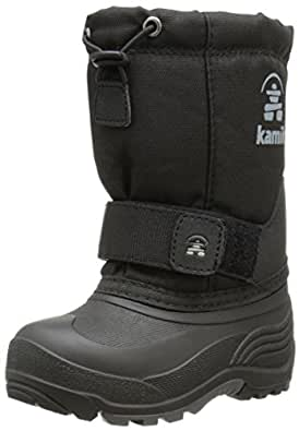 Amazon.com: Kamik Rocket Cold Weather Boot (Toddler/Little
