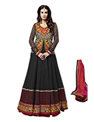 Latest Fancy And Fashionable Party Wear Suit Bridal Suit Designer Embroidery Suits Large Size - B00YAOE0C6