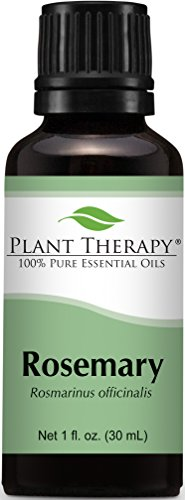 Rosemary Essential Oil. 30 ml (1 oz). 100% Pure, Undiluted, Therapeutic Grade.
