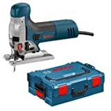 Bosch 1591EVSL 120-Volt Barrel Grip Jigsaw Kit with L-BOXX