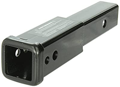"""Draw-Tite 80307 2"""" x 2"""" Trailer Hitch Receiver Extension"""