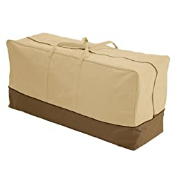 Classic Accessories 78982 Veranda Patio Cushion & Cover Storage Bag, Standard