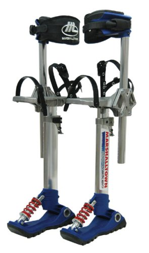 Marshalltown MSW218 Heavy-Duty Skywalker Stilts 18-30-inch