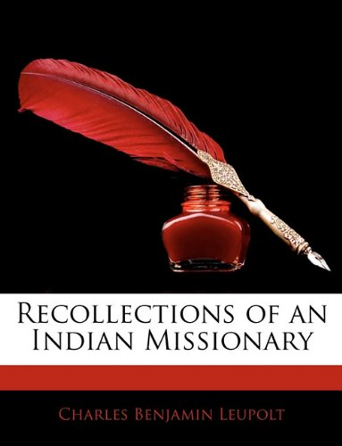 Recollections of an Indian Missionary