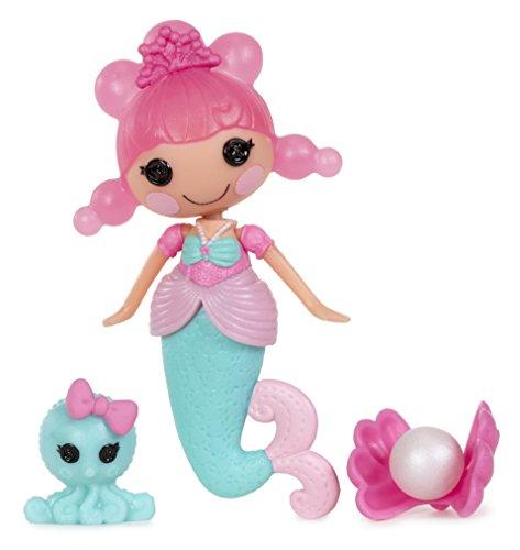 Lalaloopsy Mini Doll- Pearly Sea Foam - 1