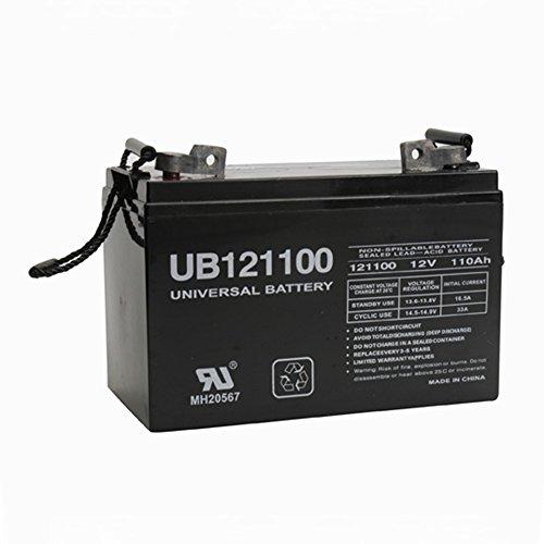 Universal Power Group 45824 Sealed Lead Acid Ba..