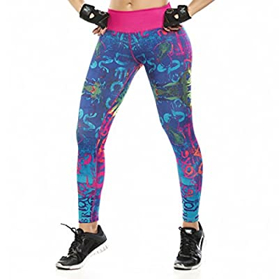 Workout Tights by Difit Sportwear -Yoga & Running Workout Pants-Active Leggings