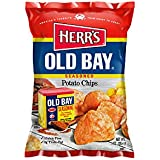 Herr's Old Bay Potato Chips 1 Oz. (Pack of 42)