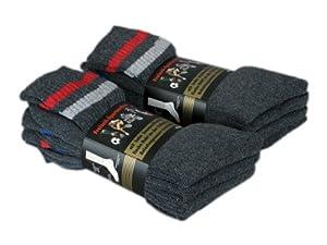 16 Paar Marken Sportsocken - in 7 Farben Verfügbar 39/42,Anthrazit