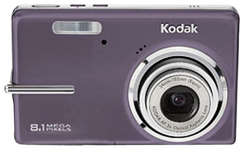 Kodak Easyshare M893IS 8.1 MP Digital Camera with 3xOptical Image Stabilized Zoom (Purple)