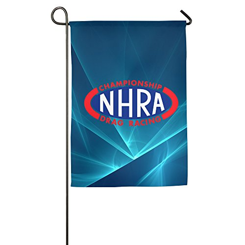 April Nhra Race Culture Symbol Colorful Party Banner 18 27inch