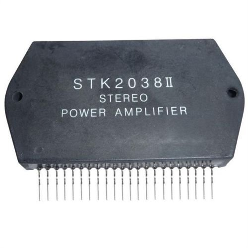Hybrid-IC STK2029 ; Power Audio Amp