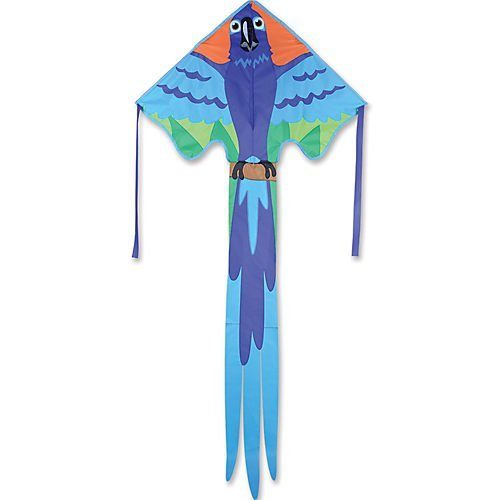 Large Easy Flyer Blue Macaw by Premier Kites jetzt bestellen