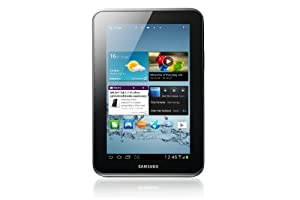 Samsung Galaxy Tab 2 7inch Tablet - Silver (8GB, WiFi, Android 4.0) from Samsung