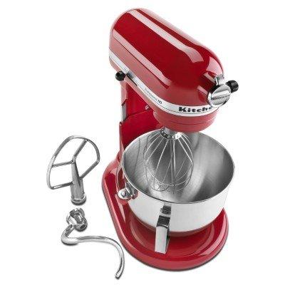 KitchenAid Professional HD Stand Mixer- Red