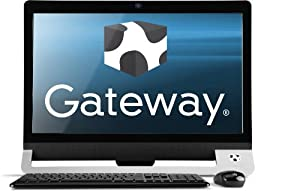 Gateway One ZX4970-UR10P 21.5-Inch All-in-One Desktop (Black)