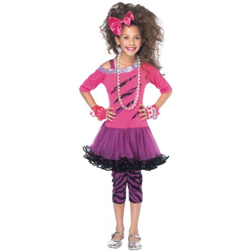 WMU - Rockstar Girl's Costume- Small