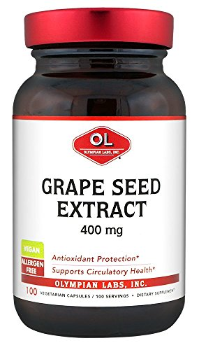 Olympian Labs Grape Seed Extract 400