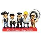 Coots And Biddys Village People Figurine