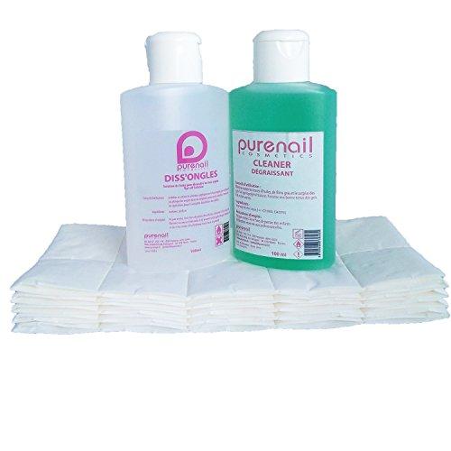 kit-solvant-mini-pocket-avec-1-cleaner-degraissant-100-ml-1-dissongle-100-ml-100-carres-de-cellulose