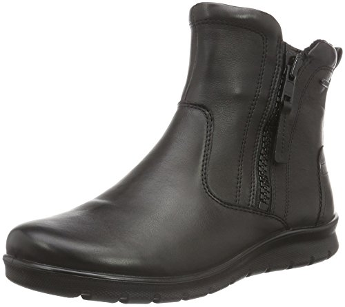 Ecco Babett Boot, Stivaletti Donna, Nero (BLACK11001), 37 EU