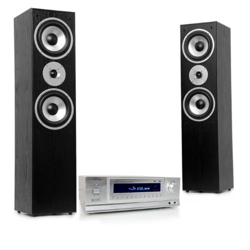 Nhamio ensemble home cin ma haut parleur hifi amplificateur karaok 5 1 d - Haut parleur home cinema ...