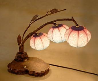 Mulberry rice paper ball handmade bellflower design art for Unique home decor uk