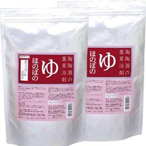 ゆほのぼの カミツレの香り 30g×20包入 自然の薬草そのままを乾燥後して詰めた入浴剤