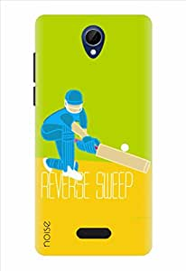 Noise Printed Back Cover Case for Gionee Marathon M4