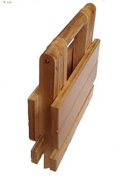 klapphocker aus holz hocker holzhocker blumenhocker da522. Black Bedroom Furniture Sets. Home Design Ideas