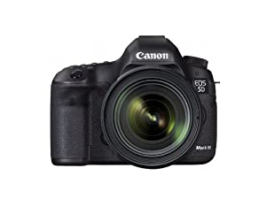 Canon EOS 5D Mark III 22.3 MP Full Frame CMOS Digital SLR Camera with EF 24-70mm f/4 L IS Kit