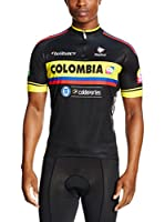 MOA FOR PROFI TEAMS Maillot Ciclismo Colombia (Negro / Amarillo)