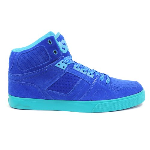 Osiris Men'S Nyc83 Vlc Skate Shoe,Blue/Blue/Sea,11 M Us