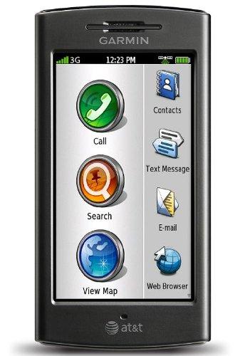 Best Garmin nüvifone G60 GPS Phone (AT&T)