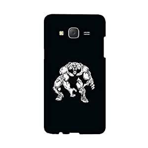 Digi Fashion Designer Back Cover with direct 3D sublimation printing for Samsung Galaxy J5