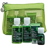 The Body Shop Tea Tree Skin Care 4 Piece Kit