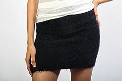 Fur Look Skirt