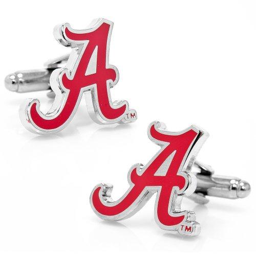 NCAA University of Alabama Crimson Tide Cufflinks