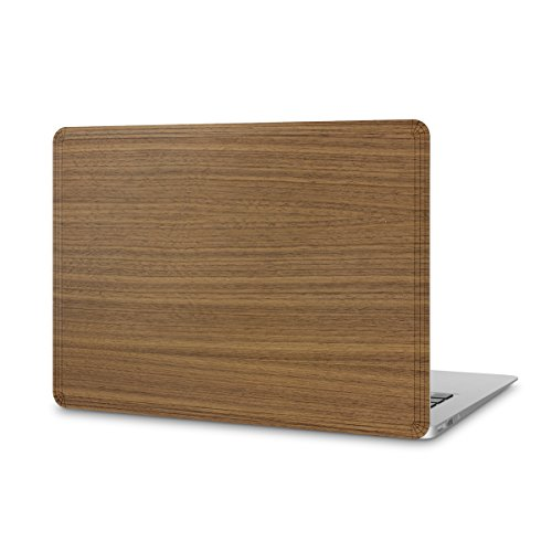 "Cover-Up #WoodBack Real Wood Skin for MacBook Pro 13"" (13.3-inch) - Walnut"