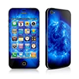 Apple iPhone 4用スキンシール【Blue Giant】
