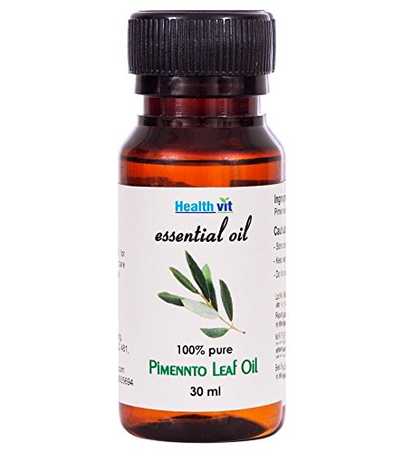 Healthvit Pimento Leaf Essential Oil- 30ml