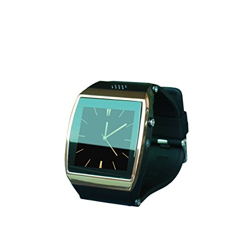 Bluetooth Gsm Smart Watch Phone Mp3 Mp4 Touch Screen Camera Smartwatch(Black/Champagne)