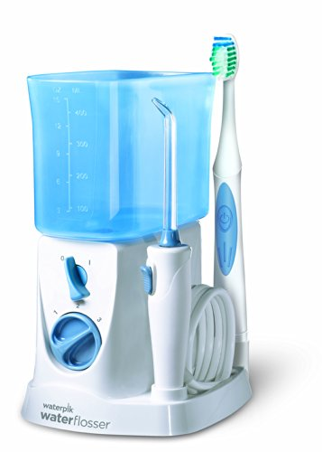 other health beauty waterpik 2 in 1 water flosser and nano sonic toot. Black Bedroom Furniture Sets. Home Design Ideas